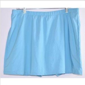 Nike women's skirt XL 16 18 dri-fit golf tennis